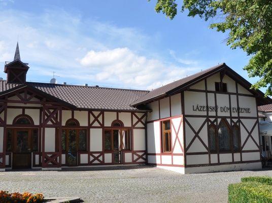 Lázeňský areál v Kostelci nad Ohří http://www.styl-zivota.cz/na-cestach/tuzemsko-na-cestach/vylet-klasterec-nad-ohri