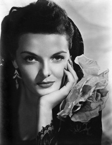 Jane Russell(Gentlemen Prefer Blondes) Ernestine Jane Geraldine Russell was born on June 21, 1921 in Bemidji, Minnesota. Her father was a United States Army lieutenant and her mother had been a student of drama and an actress with a traveling troupe. Once Mr. Russell was mustered out of the service, the family took up residence in Canada...