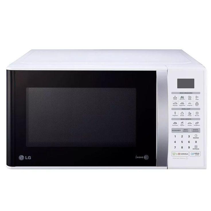 Forno Micro-ondas 30 Litros Ms3052r C/ Puxador 110v - Lg - R$ 531,99 em Mercado Livre