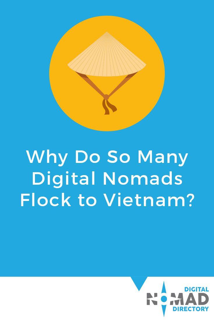 Why Do So Many Digital Nomads Flock to Vietnam?
