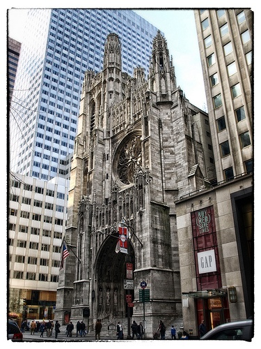 St. Thomas church, NYC