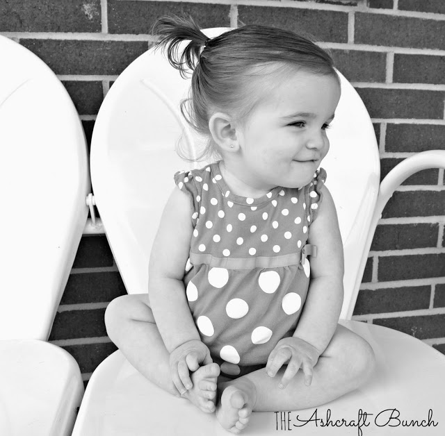 Toddler hairstyle | Pigtails