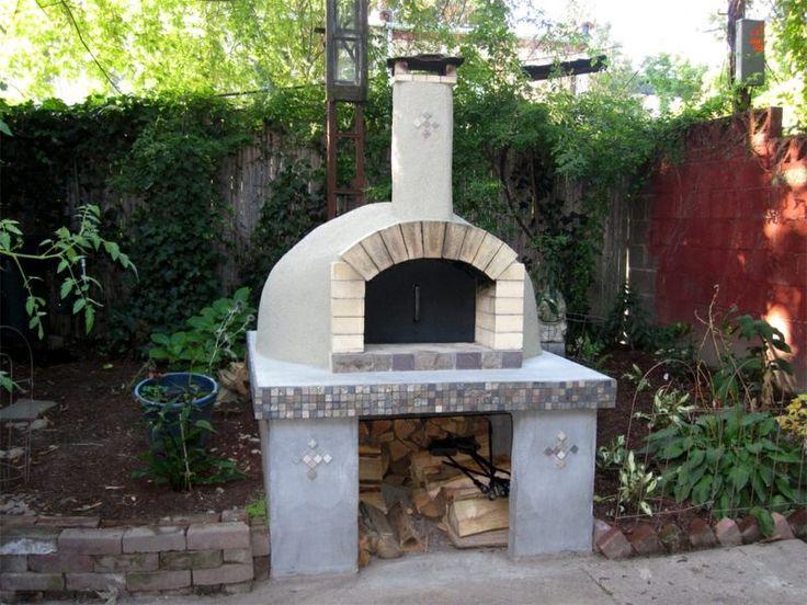 67 besten Garten Bilder auf Pinterest Pizzaofen garten - pizzaofen grill bausatz