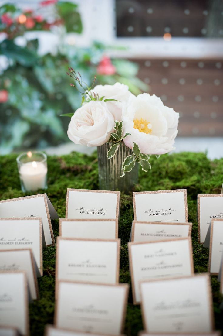 54 best Escort Cards images on Pinterest | Acrylic table, Bloom and ...
