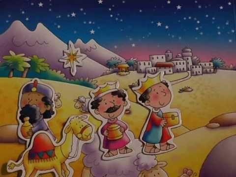 ▶ De geboorte van Jezus - YouTube filmpje