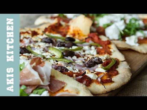 Authentic Italian Pizza | Akis Petretzikis