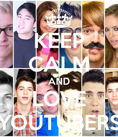 Tyler Oakley,Joey Graceffa, Shane Dawson,Finn Harris(jacks gap),zoella,pointlessblog,and jack Harris(jacks gap)