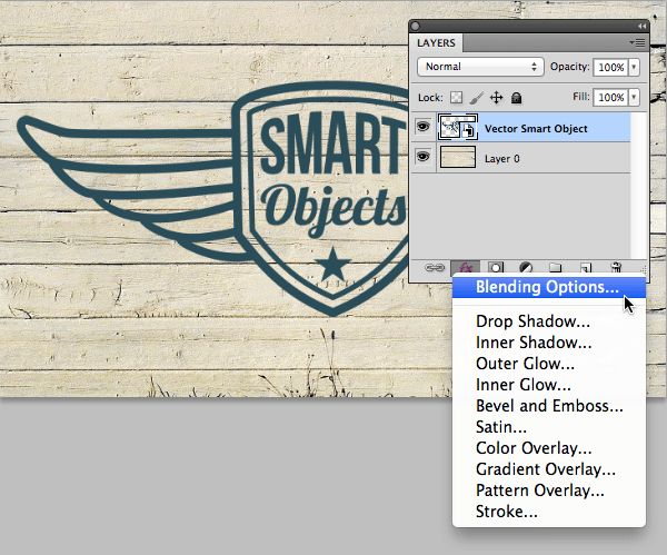 create a weathered, painted effect in photoshop