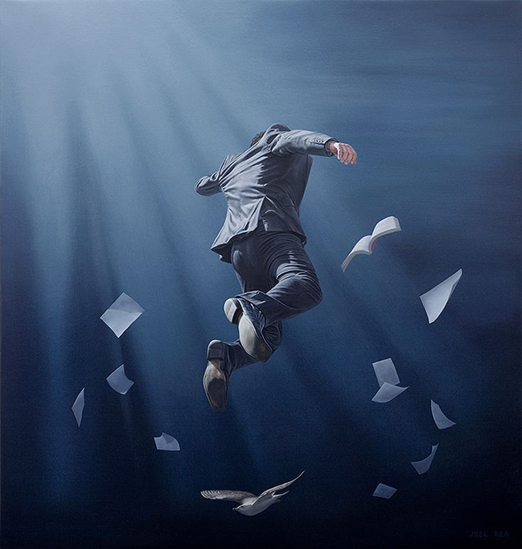 "Recent work by contemporary surrealist Australian artist Joel Rea.  ""Wikipedia describes Contemporary art as having developed from Postmodern art and although Joel Rea is very much alive and is dealing with issues of our present time, his work is far removed from the multimedia and purely conceptual work that has come to define Postmodernism and much of what is referred to as Contemporary art. To me Rea's work moves in separate direction, one that is reconstructive, or Post Contemporary,..."