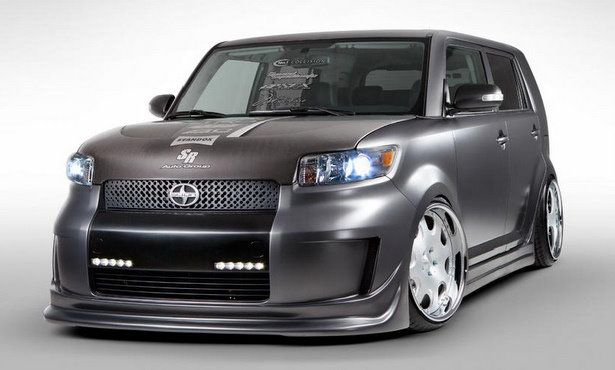 Custom Scion xB 2011