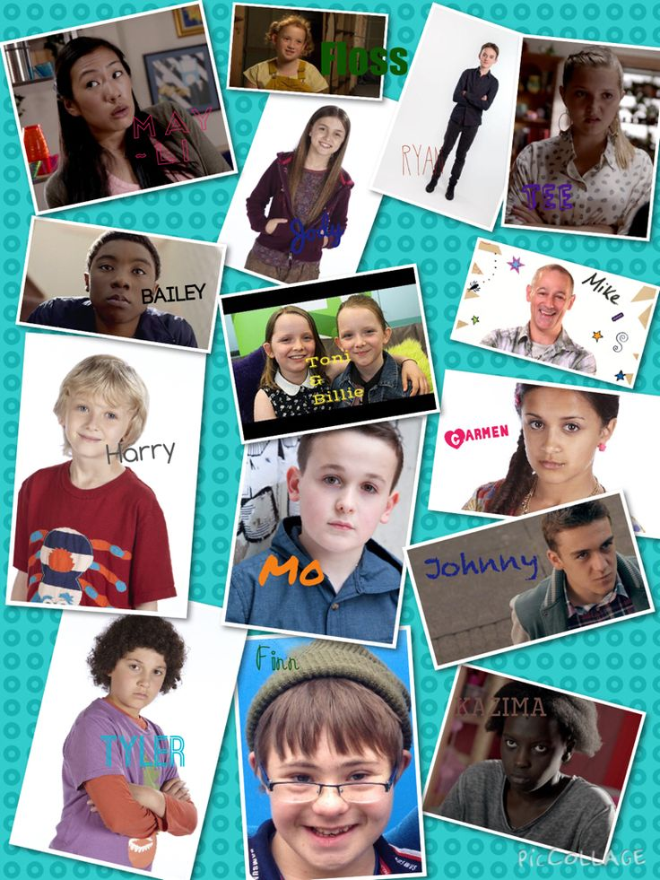 The Dumping Ground Characters