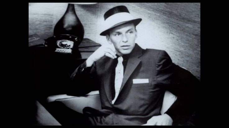 Frank Sinatra - My Way (1969)--I did what i had to do..and saw it through w/o exemption..I did it my way:) i love this song!- Lou Girado
