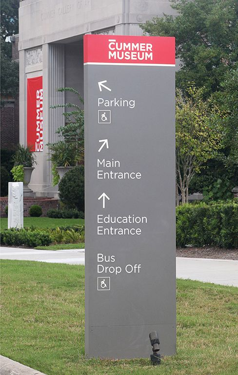 17 best ideas about outdoor signage on pinterest signage for Exterior signage design