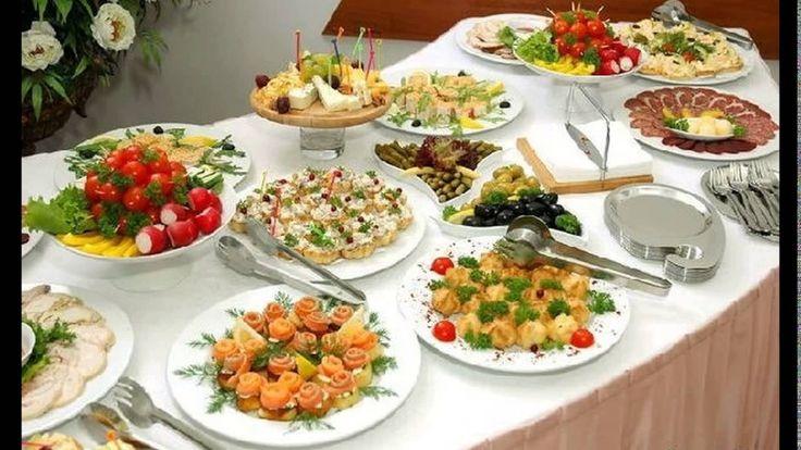 Рецепты закусок на день рождения простые и вкусные с фото