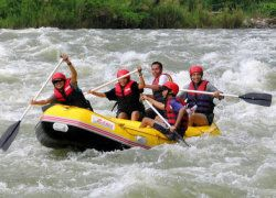 The City of White Water Rafting and River Trekking, Cagayan de Oro not only boasts of splendid views but also very warm and hospitable locals.