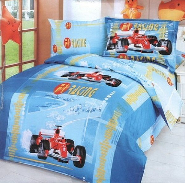 Car Themed Twin Bedding
