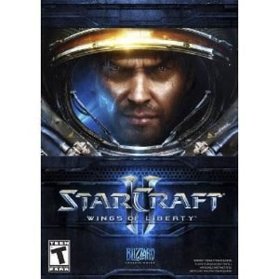 Activision Blizzard Inc - Starcraft II PC