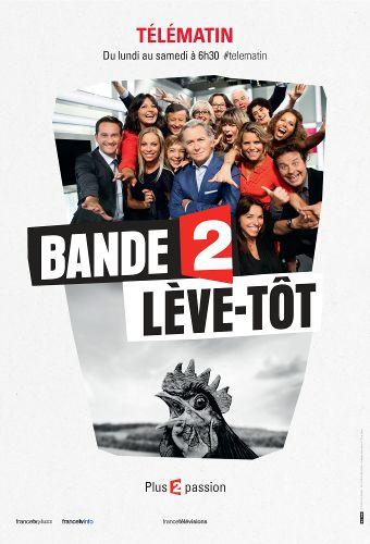 """La nouvelle campagne print de France 2  France 2 a dévoilé sa nouvelle campagne publicitaire, diffusée sur supports print et web à partir du 30 septembre.  Conçue par l'agence BEING, elle met en vedette les programmes phares de la chaîne. Elle officialise aussi sa nouvelle signature : """"Plus 2 passion"""". http://www.artofteasing.fr/article/20140926-france-2-pub-campagne-print/  #France2 #pub #print #Being #plus2passion"""