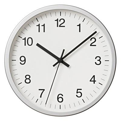 無印 壁掛時計