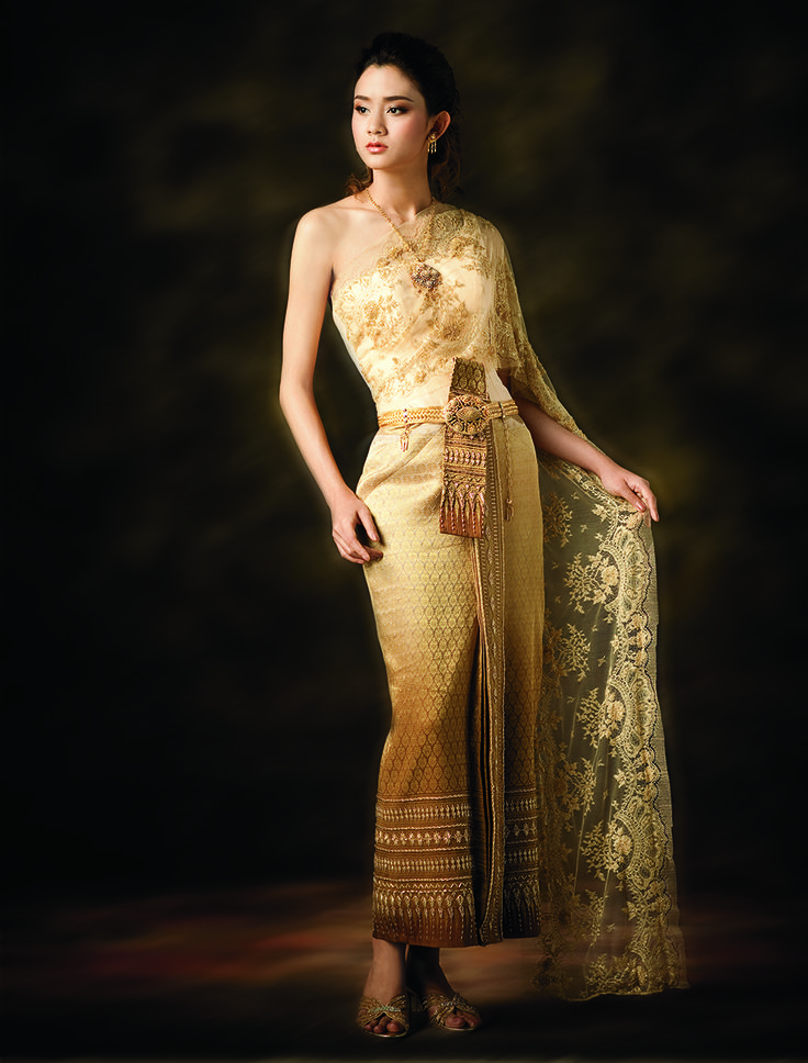 1916 best images about ชุดไทย on Pinterest | Traditional ...