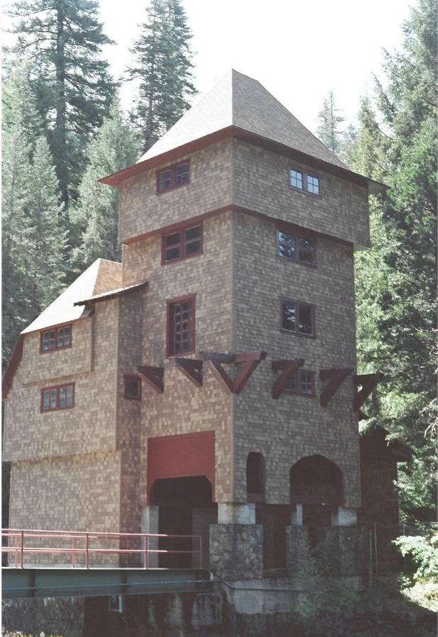Tower at Wyntoon