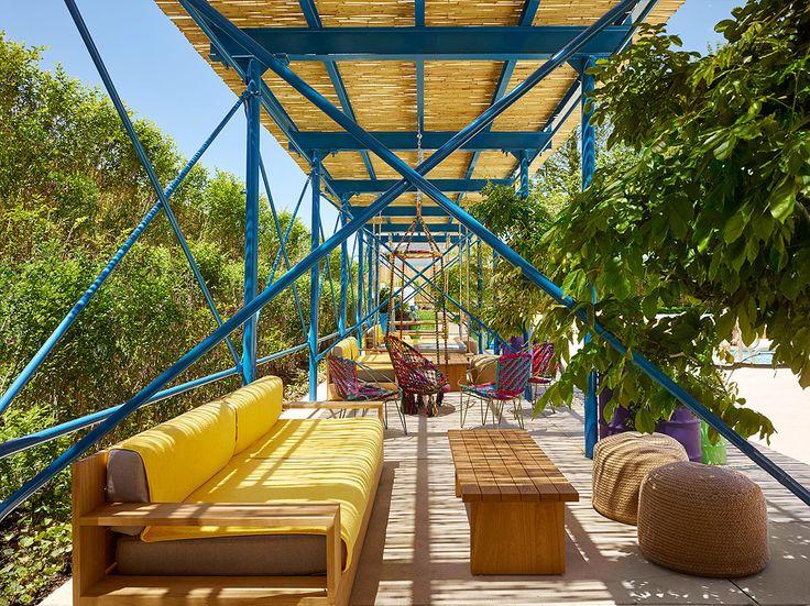 Detalles verdes invafieron todos los espacios y terrazas. | Galería de fotos 9…