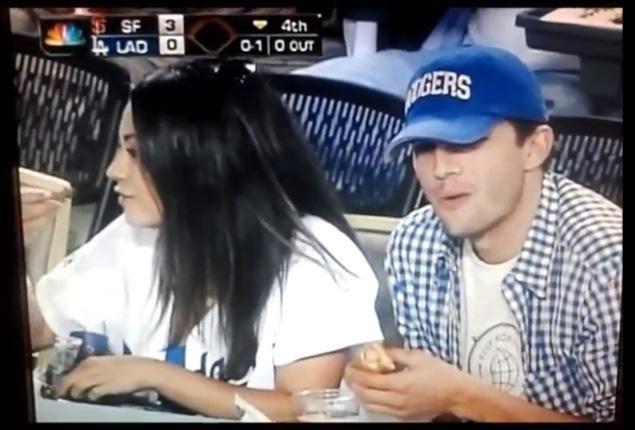 Mila Kunis, Ashton Kutcher's Sister Spotted Shopping Together