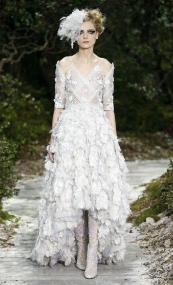 Chanel Haute Couture spring/summer 2013 High Fashion Haute Couture featured fashion Chanel Haute Couture Chanel