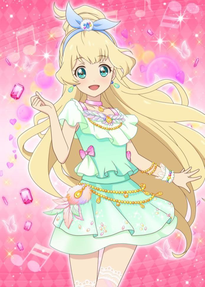 Aikatsu STARS! Hime | Aikatsu STARS! | Pinterest | Anime ... | 695 x 971 jpeg 86kB