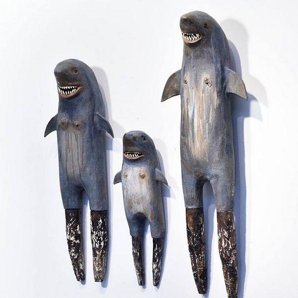 Sculptures by Anu Allikas. | Lustik