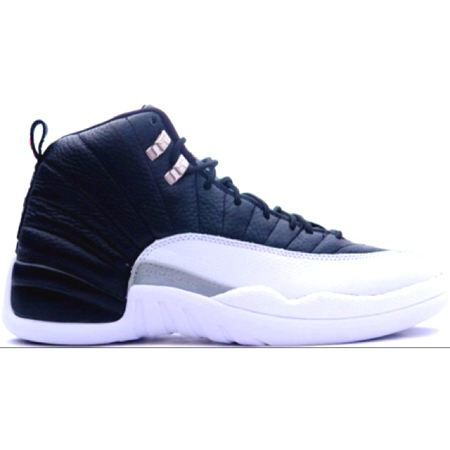 Jordans Shoes Air Jordan 12 Retro Playoff Black Varsity Red White Metallic  Sil [Air Jordan 12 - Usually, when someone buys a pair of Air Jordans, ...