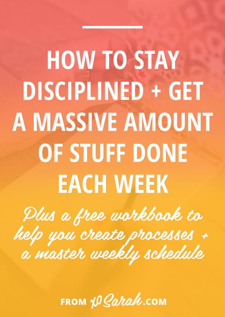 It's one thing to load your to-do list with exciting projects and ideas, but quite another to actually accomplish that massive amount of stuff without being glued to your computer, heading straight for burnout city. Click for my tips to conquer your to-do list every day.