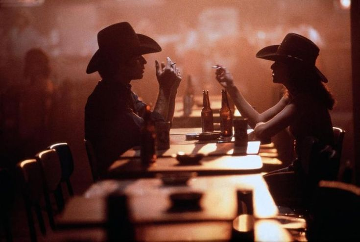 Urban Cowboy: Love look what you've done to me...