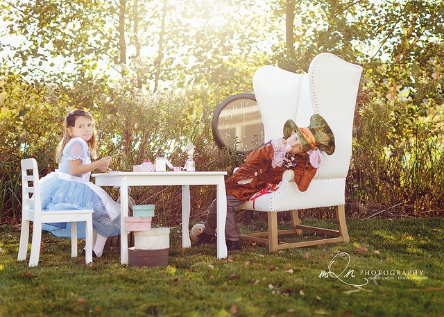 Alice in Wonderland Tea Party (13) by mQn Photography