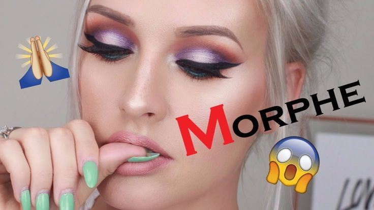JACLYN HILL X MORPHE PALETTE - REVIEW + SWATCHES + TUTORIAL