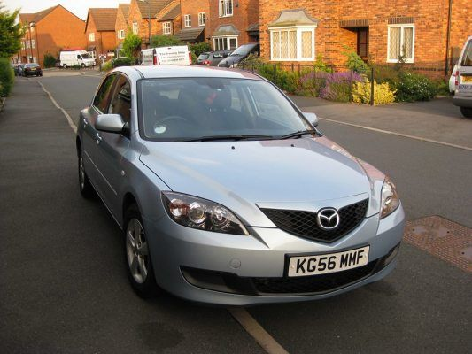For Sale £4200  38k 2006 '56 Mazda 3 TS 5dr 1.6 Manual - Used Cars | MotorMouth UK