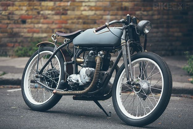 Triumph T100 SS by Untitled Love this!