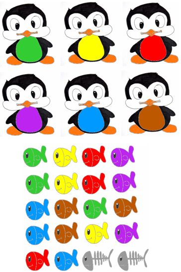 Spel pinguins