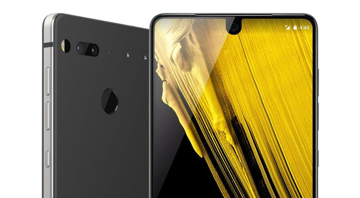 Halo Gray Essential Phone now available for pre-order includes Alexa and costs $450
