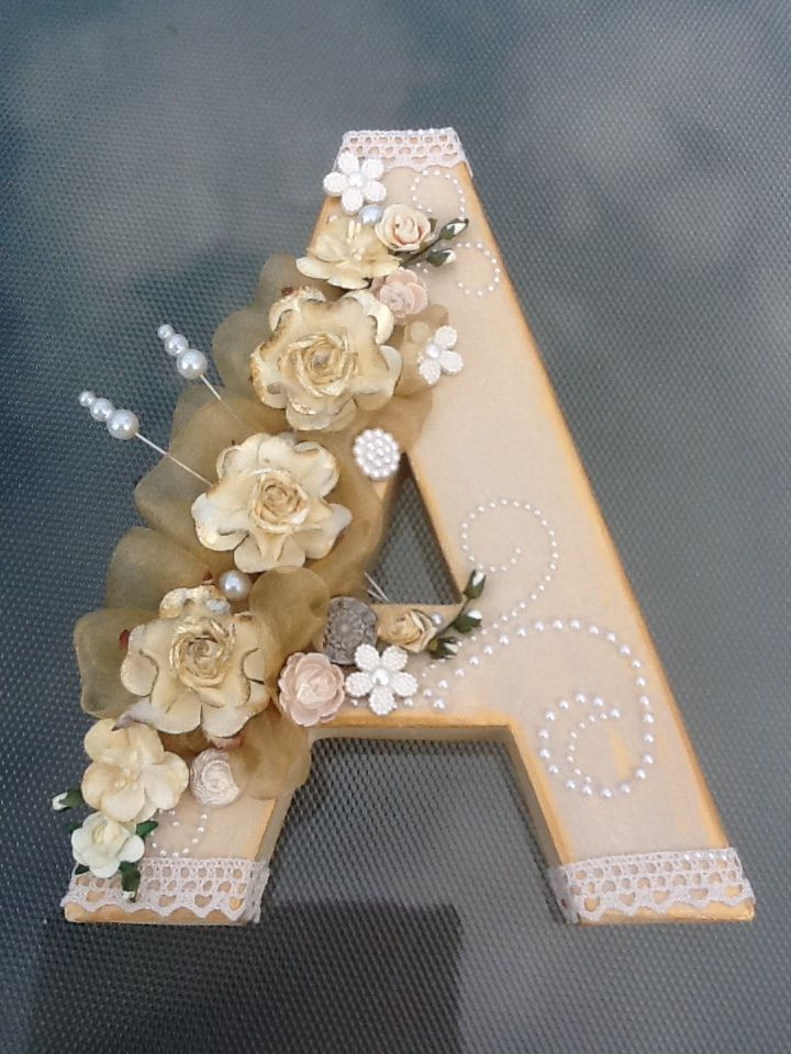 Letter A !