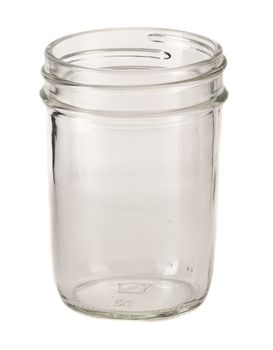 $4.75 for 12     1/2 Pint Canning Jars - Wholesale Mason Jelly Glass