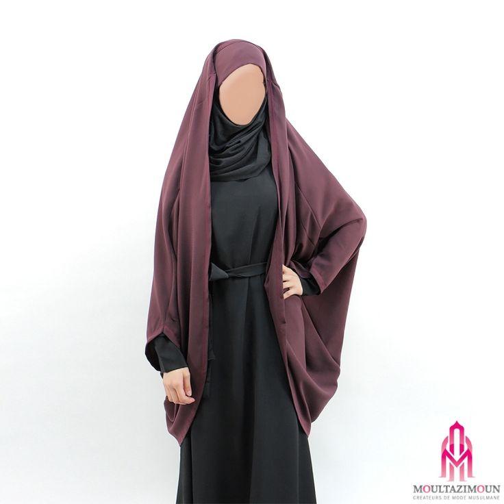 Jilbab gilet Madina#khimar #Abaya #bishts #muslim dress