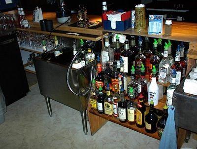 speed well bar - Google Search | bar area | Garden bar ...