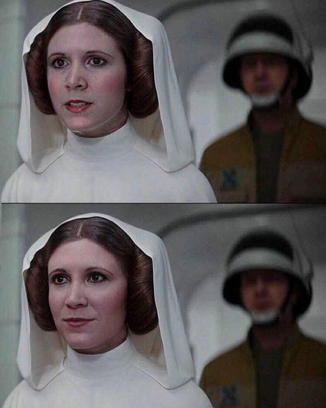 Princesse Leia Rogue One