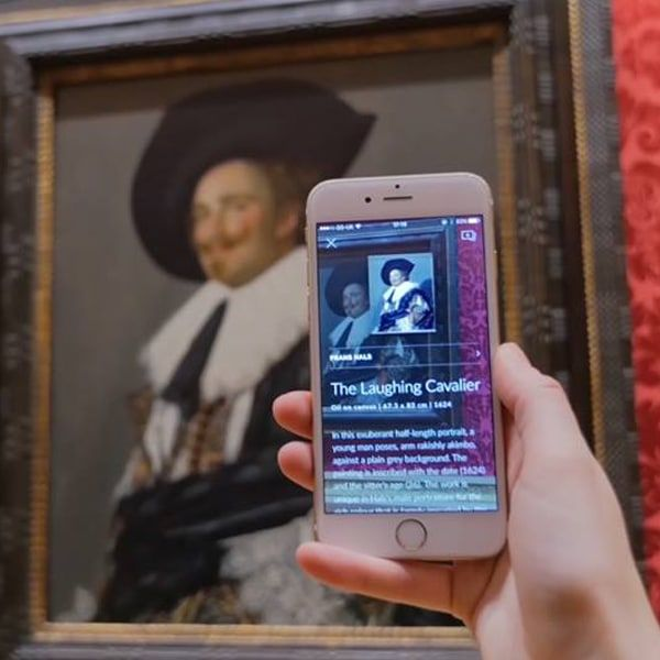 """Free """"Shazam for Art"""" App Identifies Works From Museums Around the World"""
