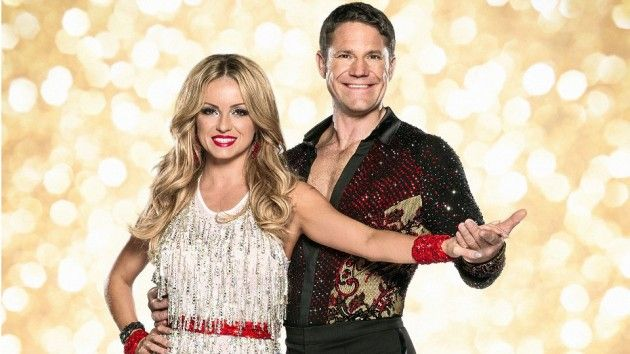 Strictly Come Dancing 2014 week 1 song & dance list