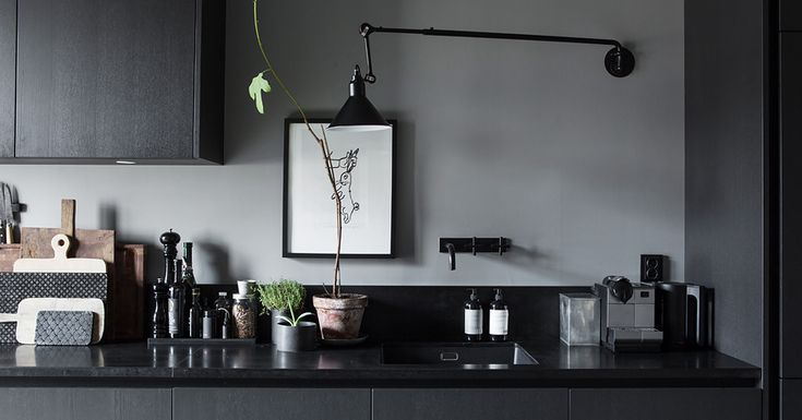 Lotta Agaton säljer sin grå lägenhet! - Hem - Husligheter