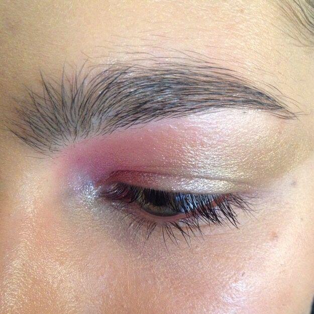 dentureteeth: eyes by fka twigs' makeup artist, bea sweet (via iflyastarship)