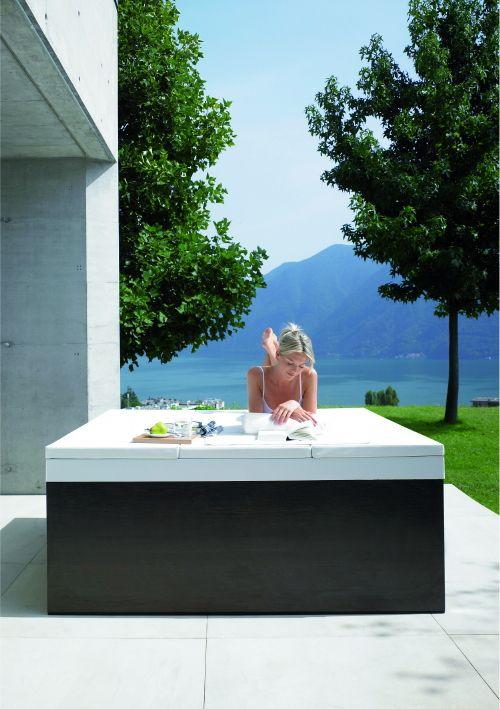 die besten 25 hottub abdeckung ideen auf pinterest. Black Bedroom Furniture Sets. Home Design Ideas