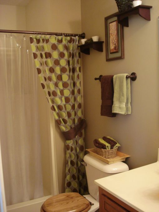 Green And Brown Bathroom Ideas | ...chocolate brown and green - Bathroom Designs - Decorating Ideas ...